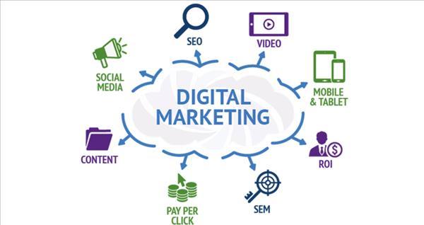 دیجیتال مارکتینگ چیست ؟ آموزش بازاریابی دیجیتالی