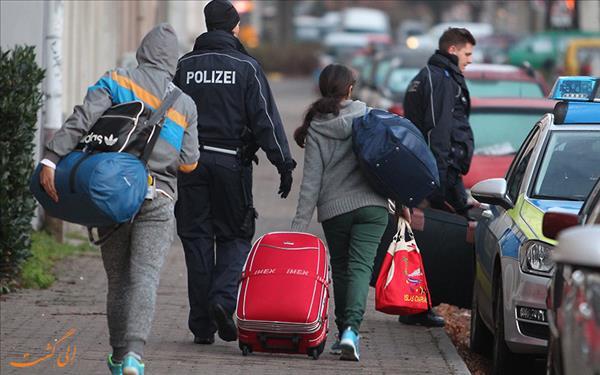 مقررات پناهندگی