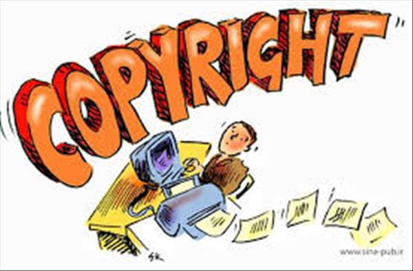 قانون کپی رایت در حوزه بین الملل